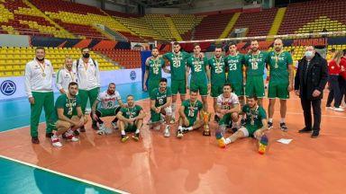 Шестима отпаднаха от националния отбор по волейбол