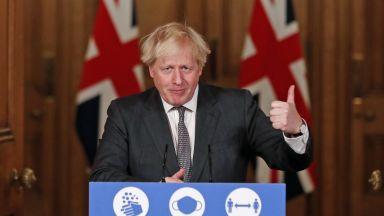 Брекзит получи и кралско одобрение, Джонсън: Съдбата на Великобритания вече е в наши ръце
