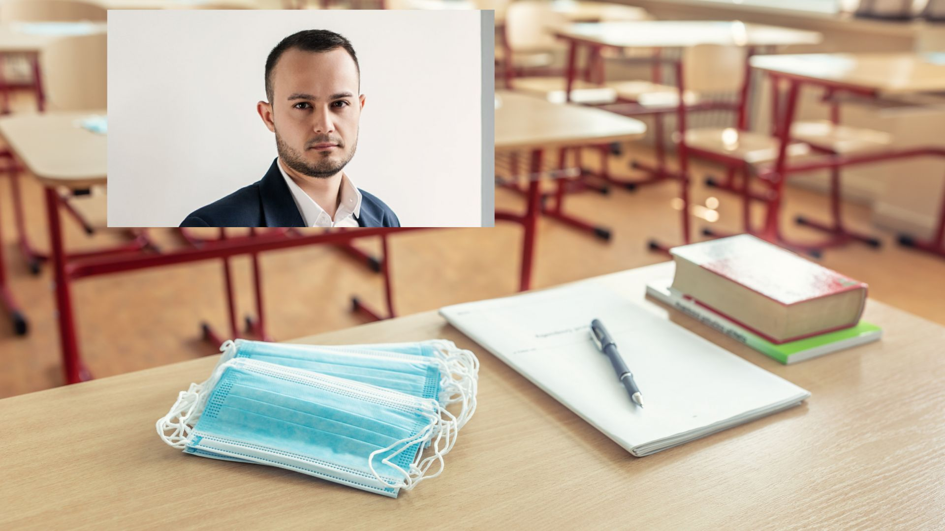 Математик: 50 000 позитивни не са карантинирани, връщането в клас е огромен риск
