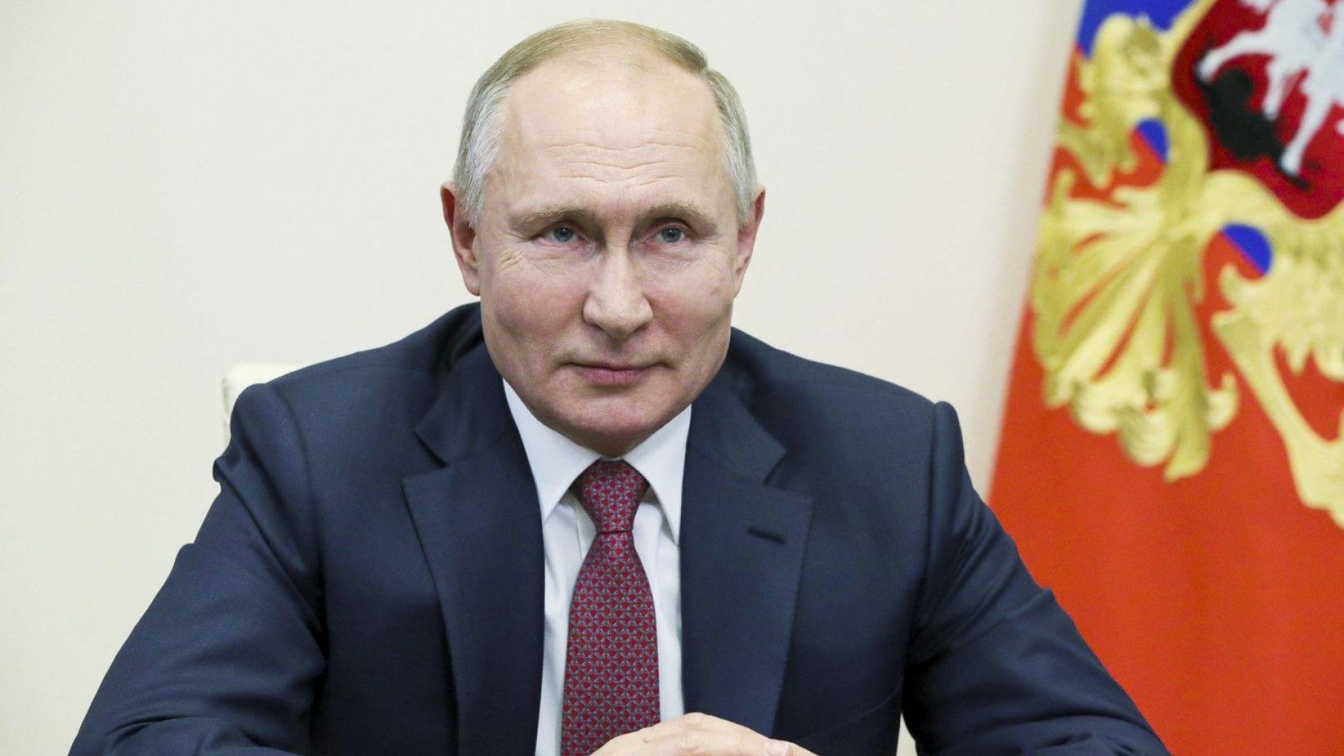 Путин подписа закон за удължаване на договора Нов СТАРТ с пет години