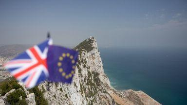 """Гибралтар и Испания избегнаха """"твърдата граница"""" в последния момент"""