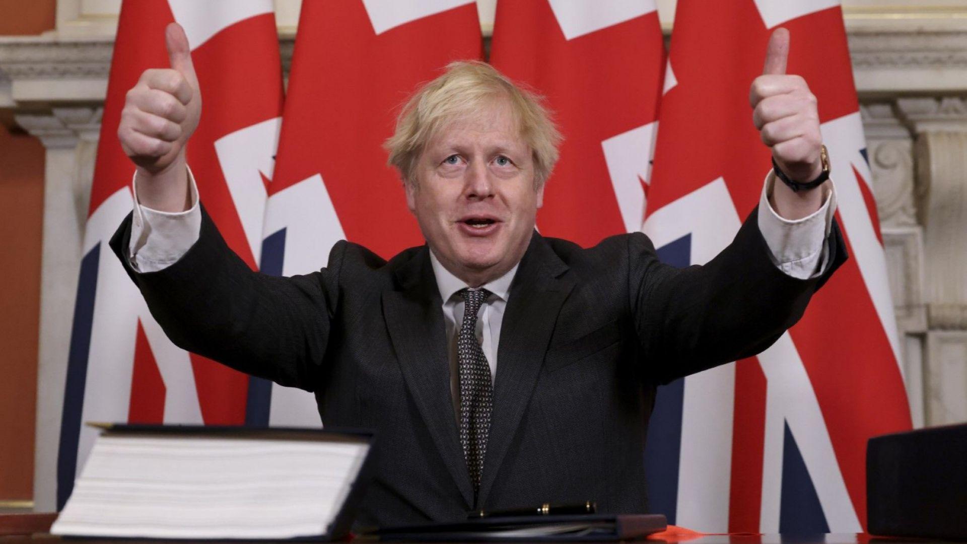 Назрява нов скандал със Суперлигата, британският премиер тайно дал съгласие за проекта