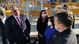 Борисов: Постигнахме пълна диверсификация за газа, чакаме по-евтино гориво