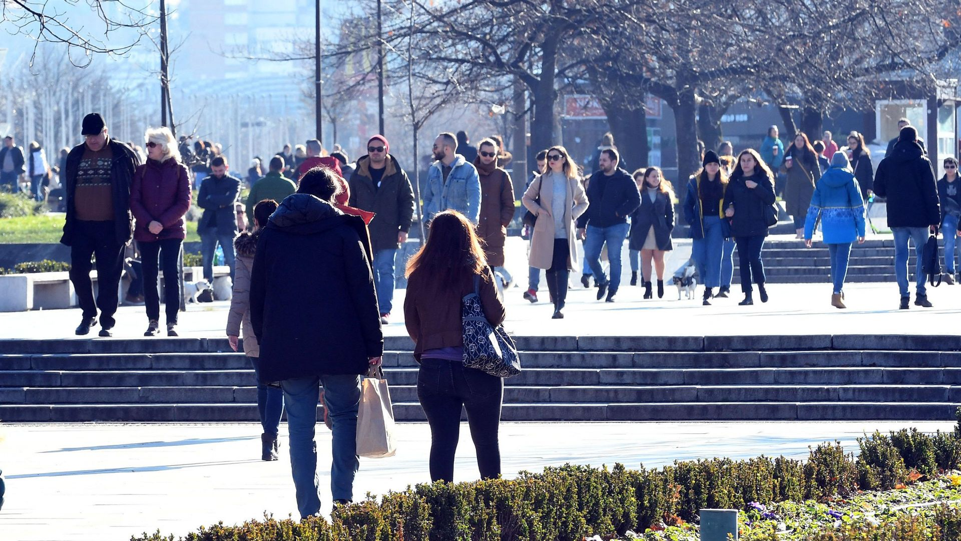 За 10 години населението в София се е увеличило с броя на жителите на един малък град