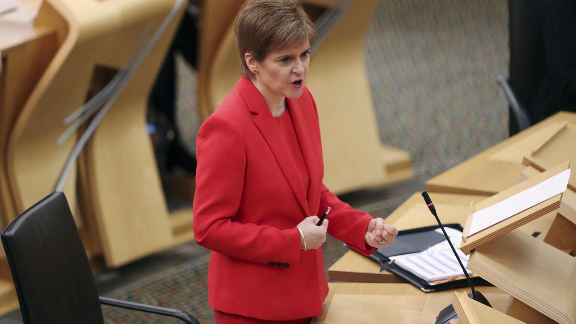 Готви се втори референдум за независимост на Шотландия