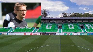 Новият треньор на Лудогорец: Нямам Фейсбук, резултатите на терена ще говорят