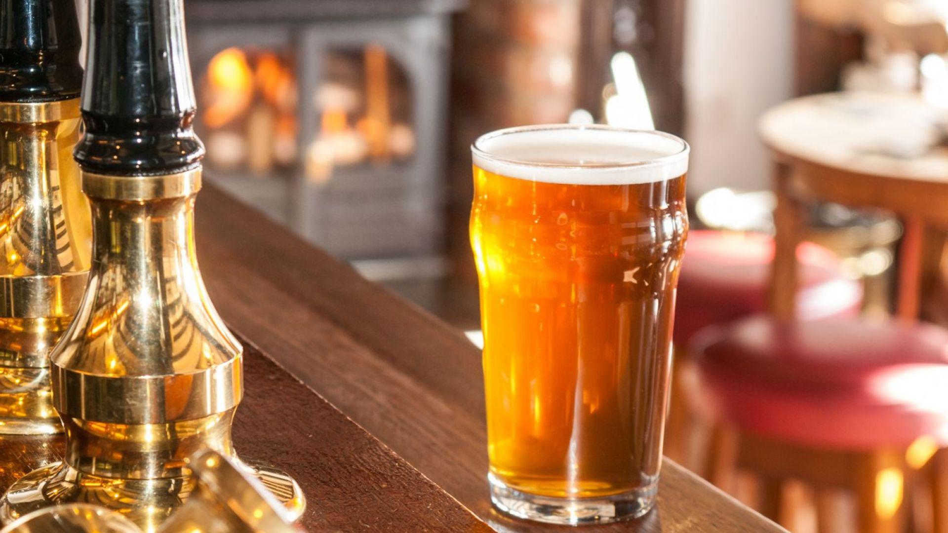1 млрд. халби наливна бира са изтекли в канализацията във Великобритания заради пандемията