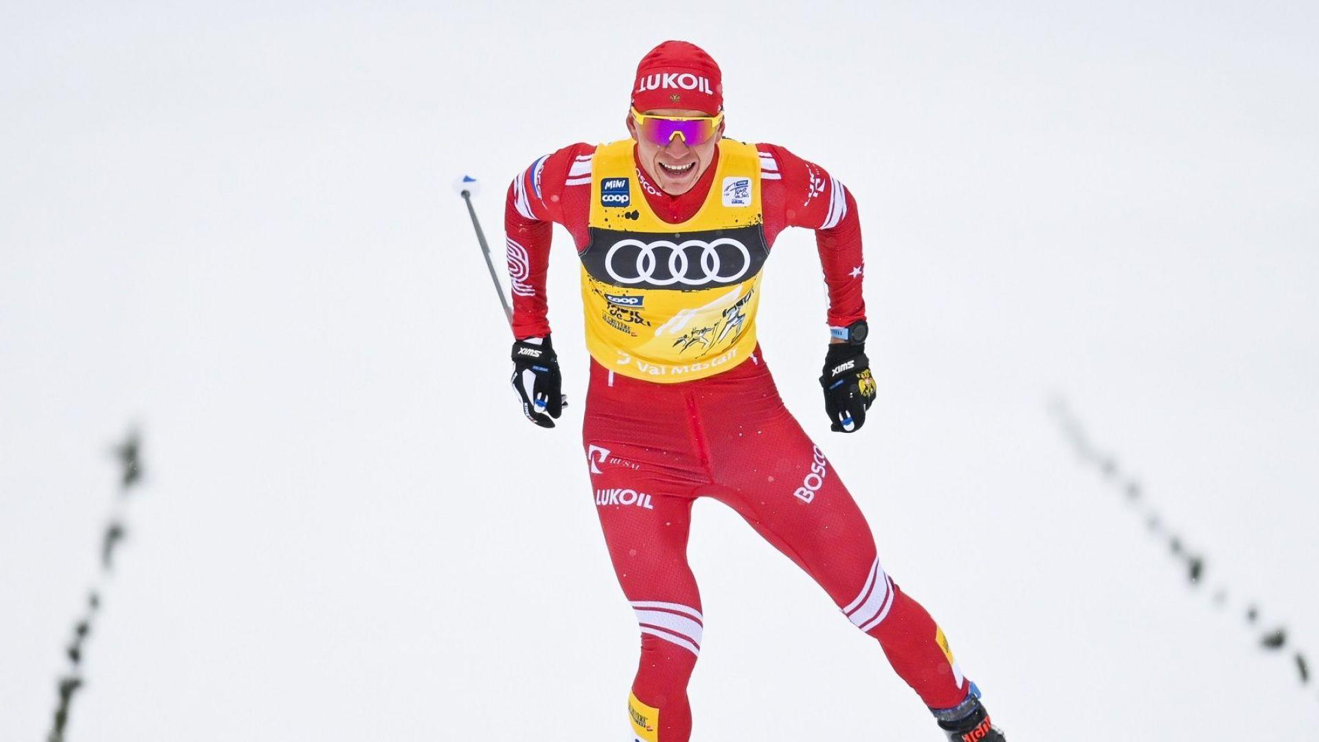 """Руски триумф в преследването на """"Тур дьо ски"""""""
