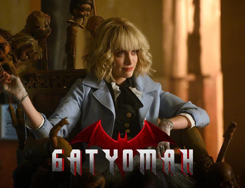 """""""Батуомън"""" е продължение на """"Батман"""""""