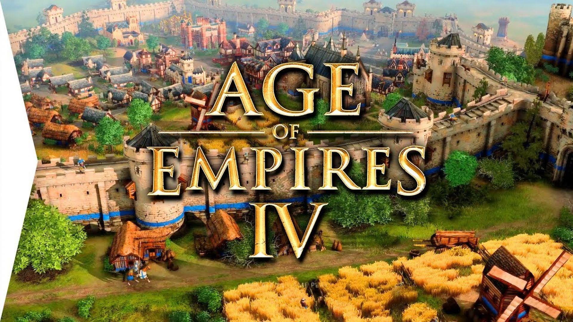 Какво се случва с Age of Empires 4