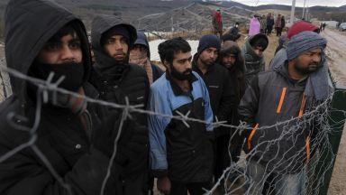 ЕС увеличи с 3,5 милиона евро помощта за мигрантите в Босна и Херцеговина
