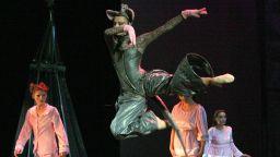 """Балет """"Арабеск"""" представя атрактивния спектакъл """"Лешникотрошачката"""""""