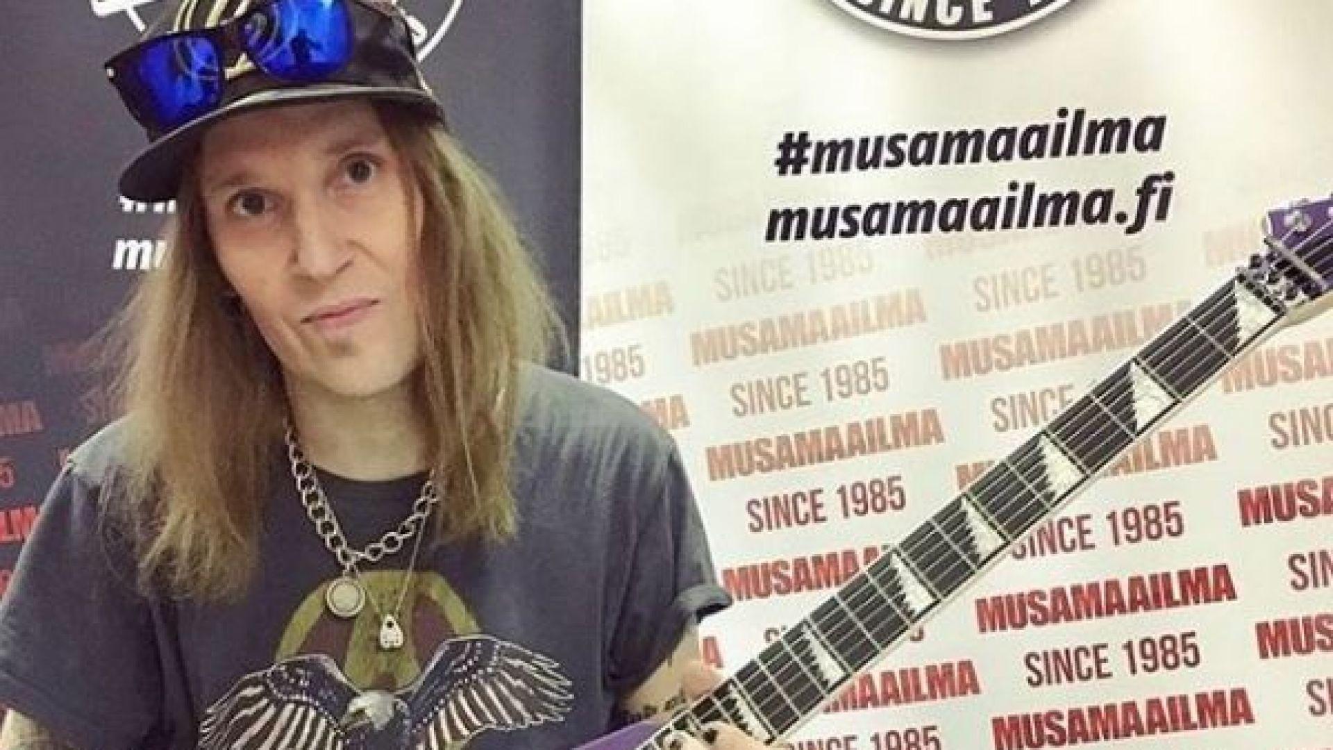 Алекси Лайхо от Children of  Bodom почина на 41