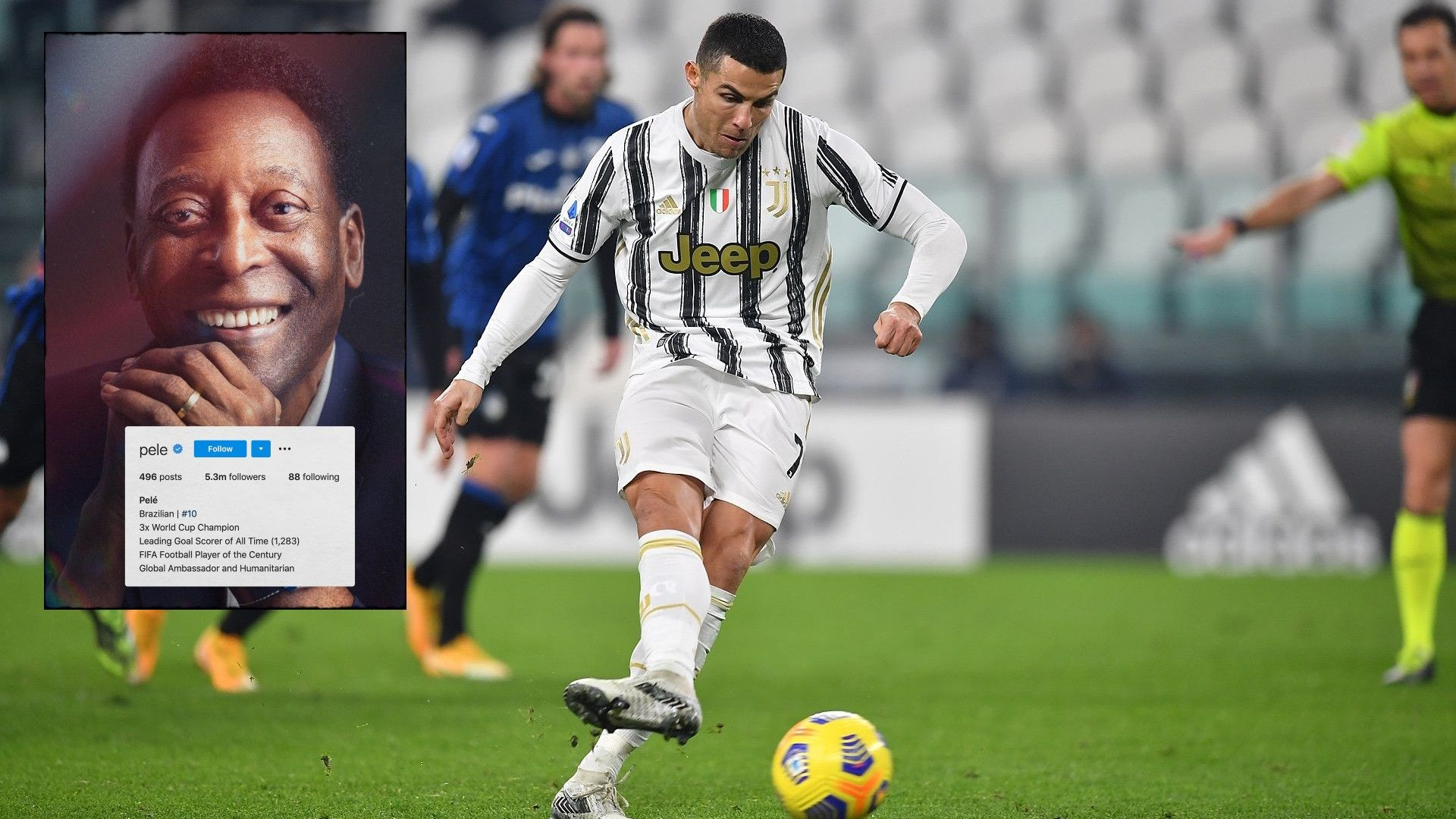Пеле куриозно промени статистиките си, за да не признае, че Роналдо е бил рекорда му