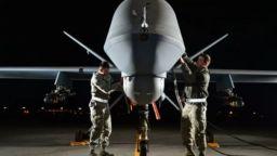 САЩ разположиха ударни дронове в Румъния