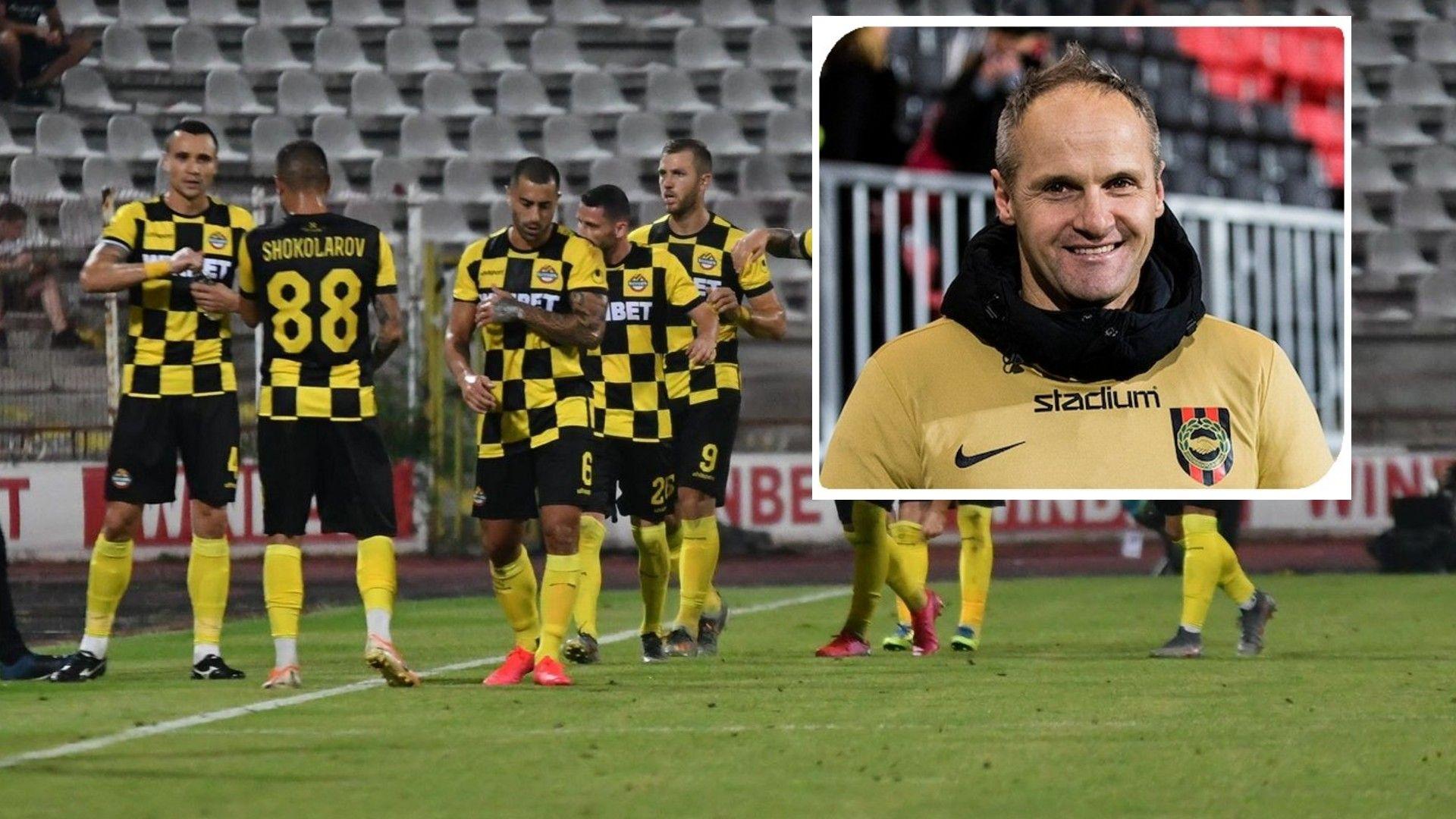 "И ""Ботев"" представи треньора: Българите играят бавно, искам агресия и скорост"