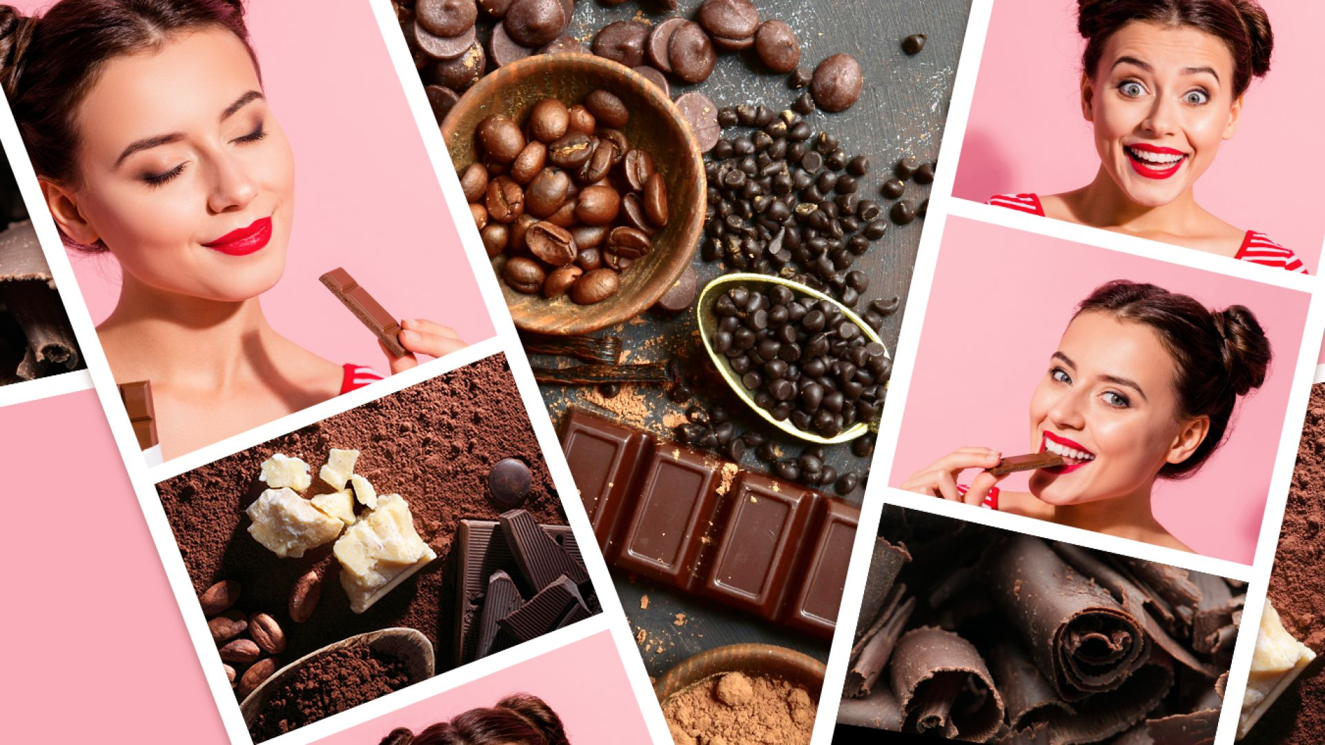 Шоколад! Винаги е добра идея!