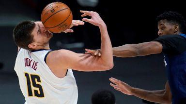 Сръбският танк Йокич продължава да мачка на старта на сезона в НБА