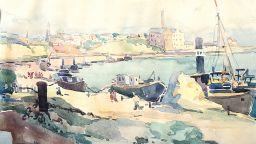 Меланхоличните пътувания на художника Никола Танев