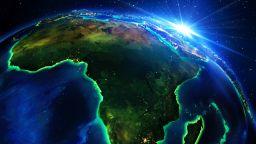 Сателитна система предотвратява обезлесяването на Африка