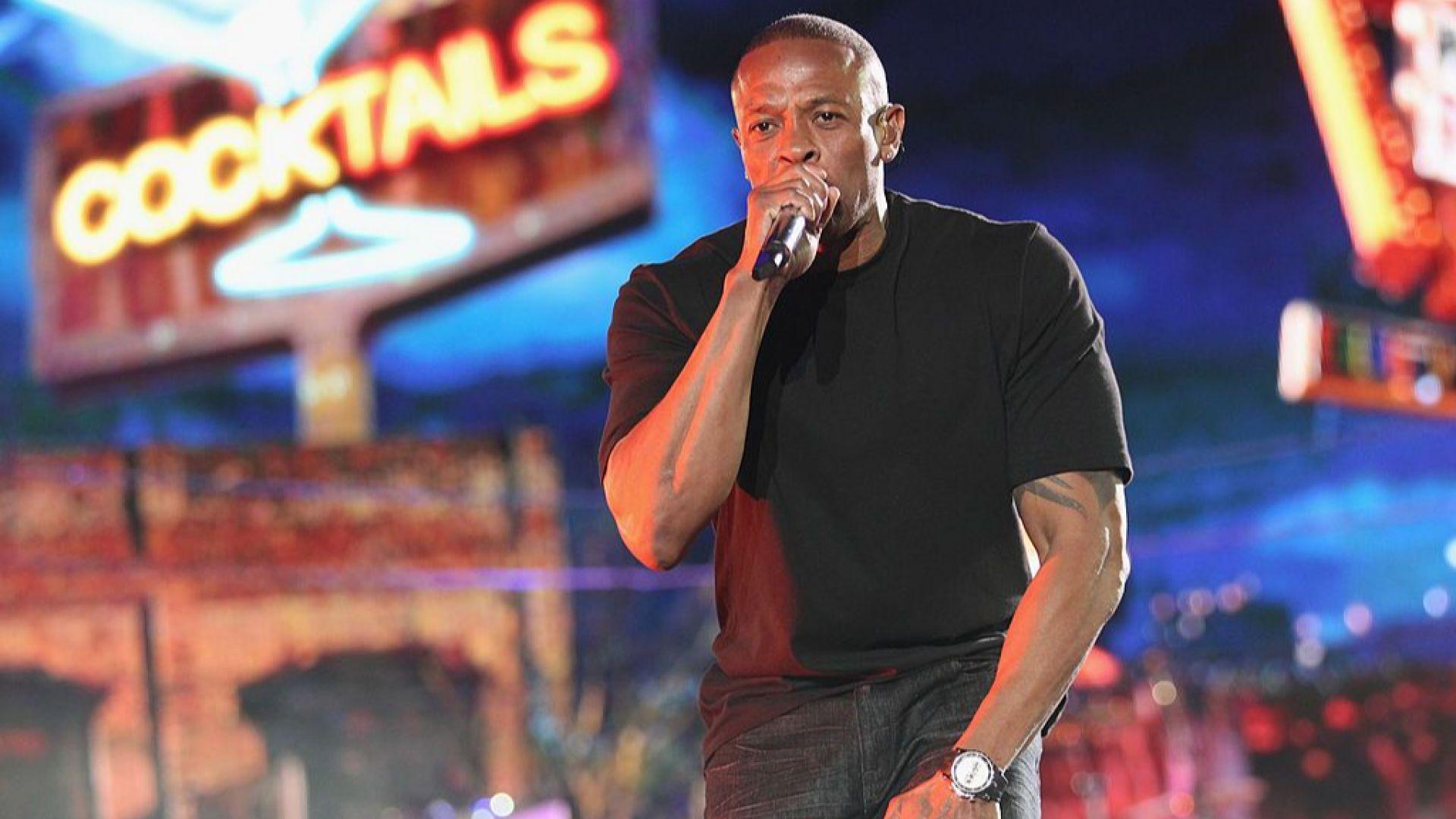 Dr. Dre e добре, след като беше хоспитализиран заради мозъчна аневризма