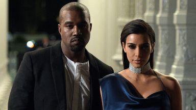 Проблеми в рая: След почти 7 г. брак Кание Уест и Ким Кадрашиян живеят разделени