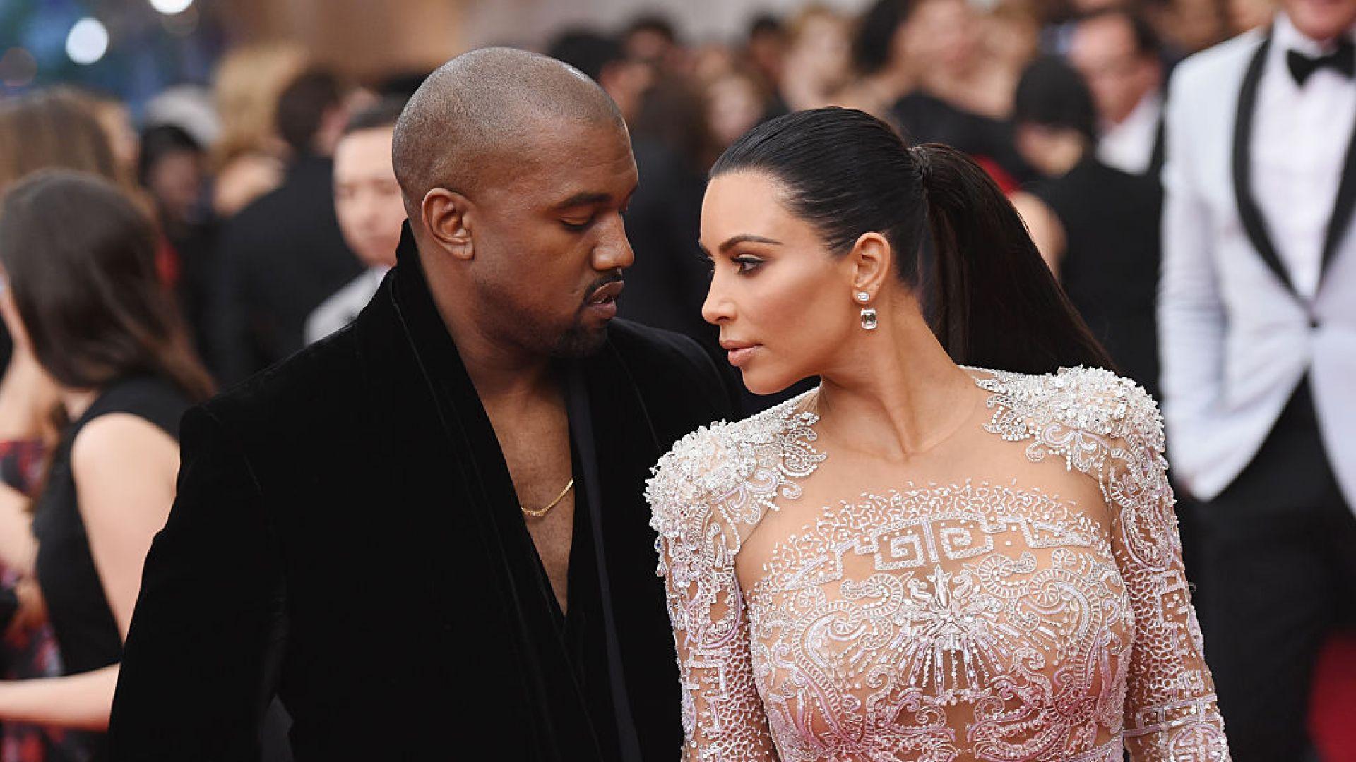 Съдебна справка потвърди: Ким Кардашиян подала молба за развод с Кание Уест