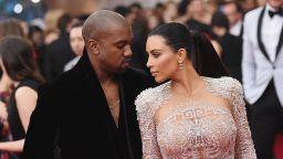 Ким Кардашиян и Кание Уест се договориха за съвместно попечителство на децата си след развода