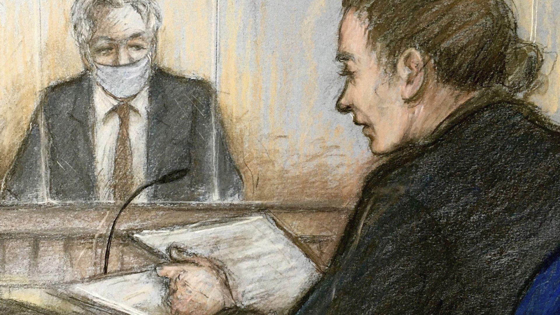 Съдът в Лондон отказа да пусне под гаранция Асандж