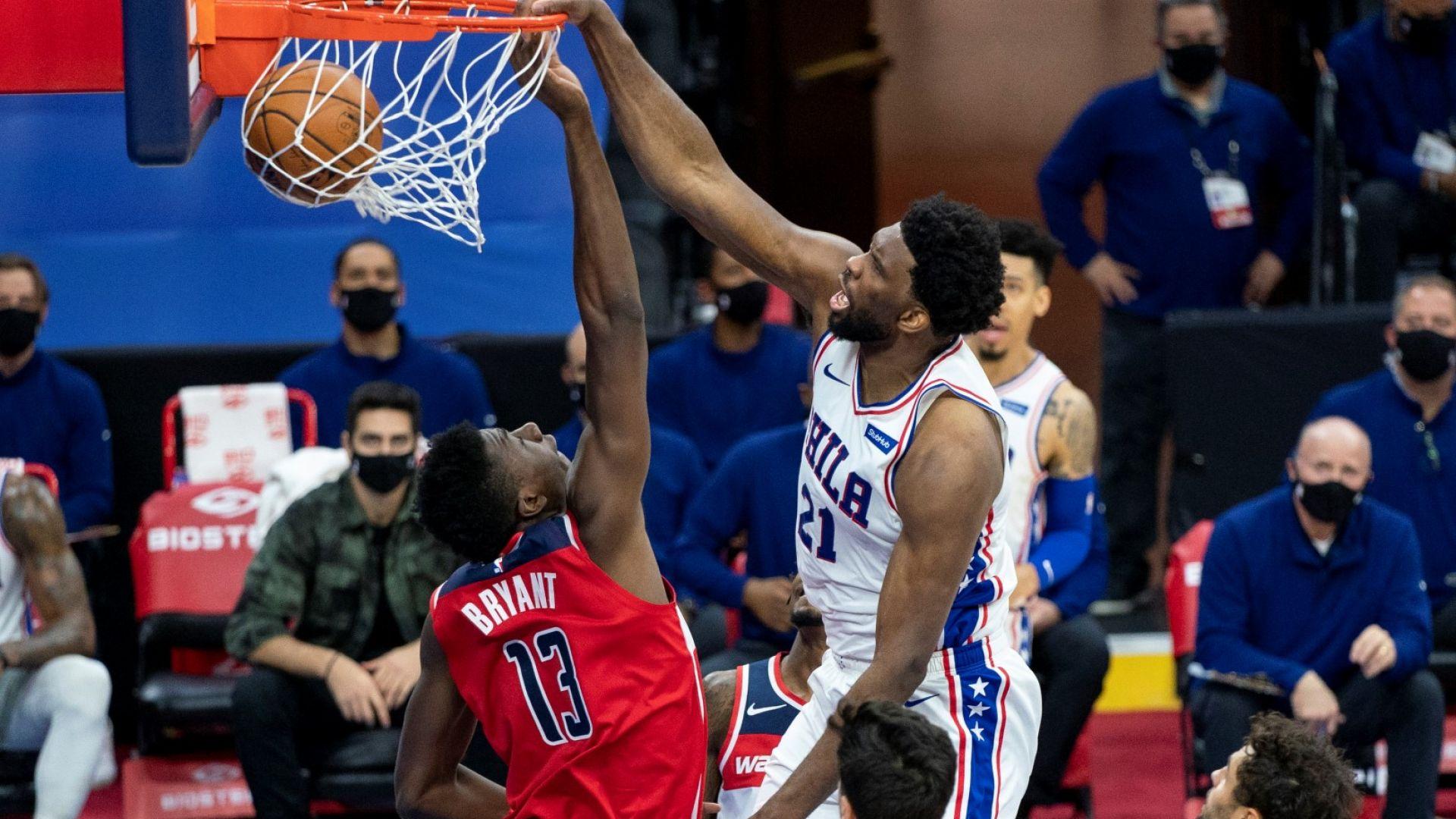 Нощ на политически жестове в НБА - звездата Янис даде сигнал за протест