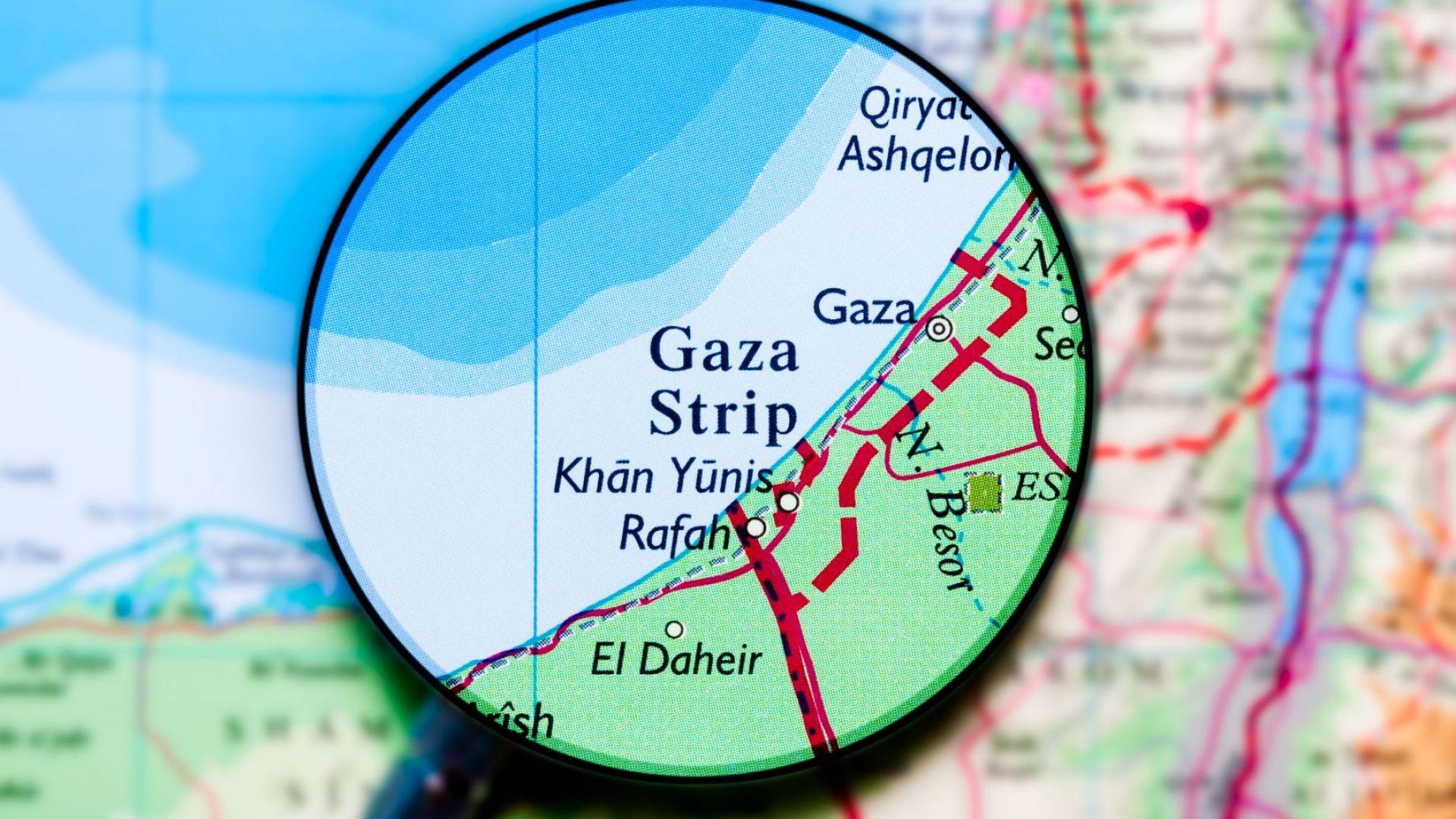 Израелска компания превръща въздуха във вода в Газа