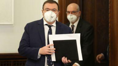Министър Ангелов: Протестът на Асоциацията на заведенията ми прилича на уличен бой