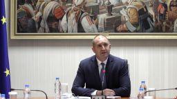 Румен Радев ще присъства на церемония по историческо епископско ръкоположение