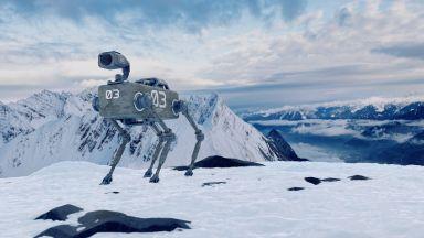 Учени искат да изпратят робот, направен от лед, на друга планета