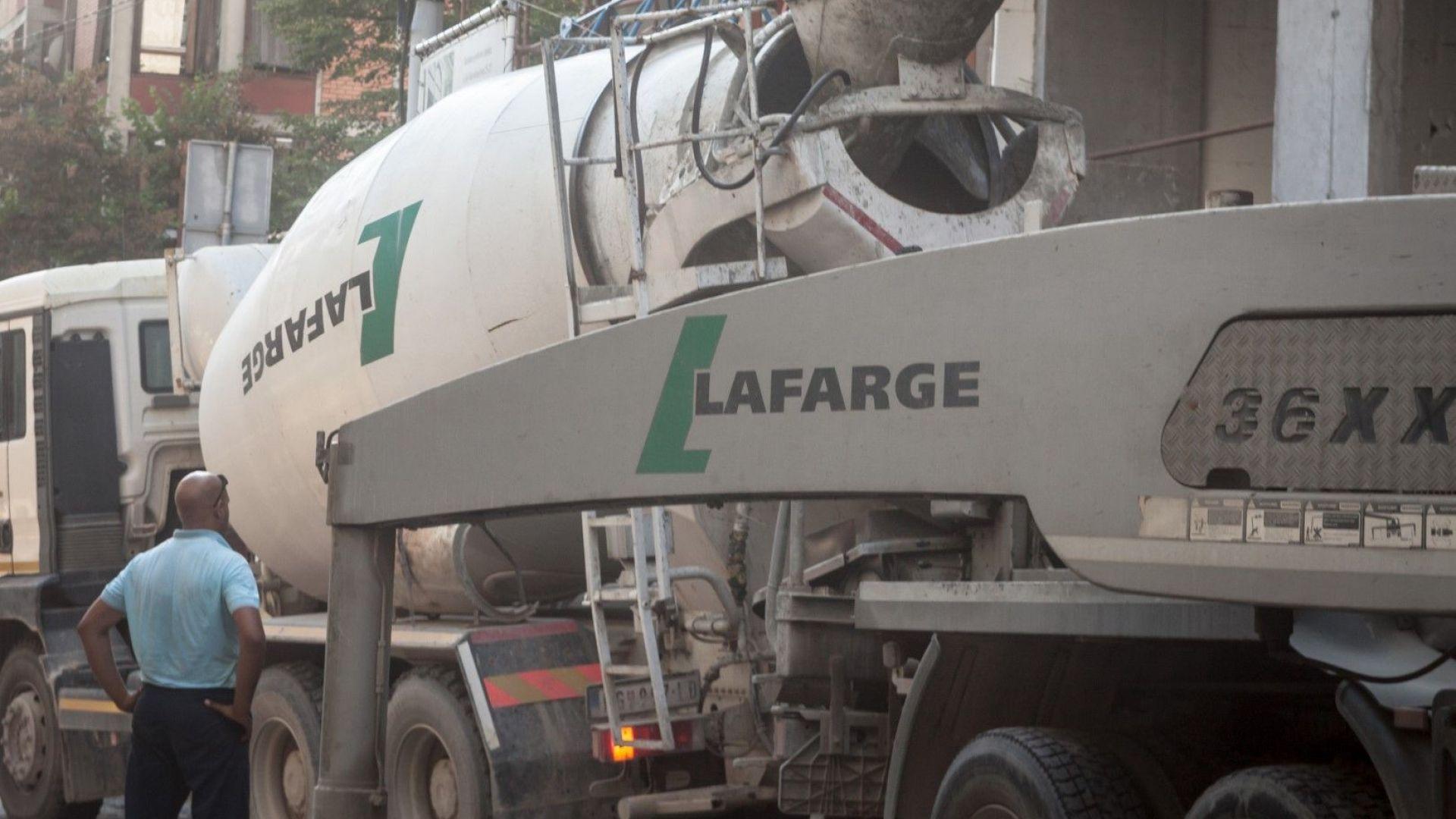 LafargeHolcim става лидер в сегмента покриви с голяма сделка