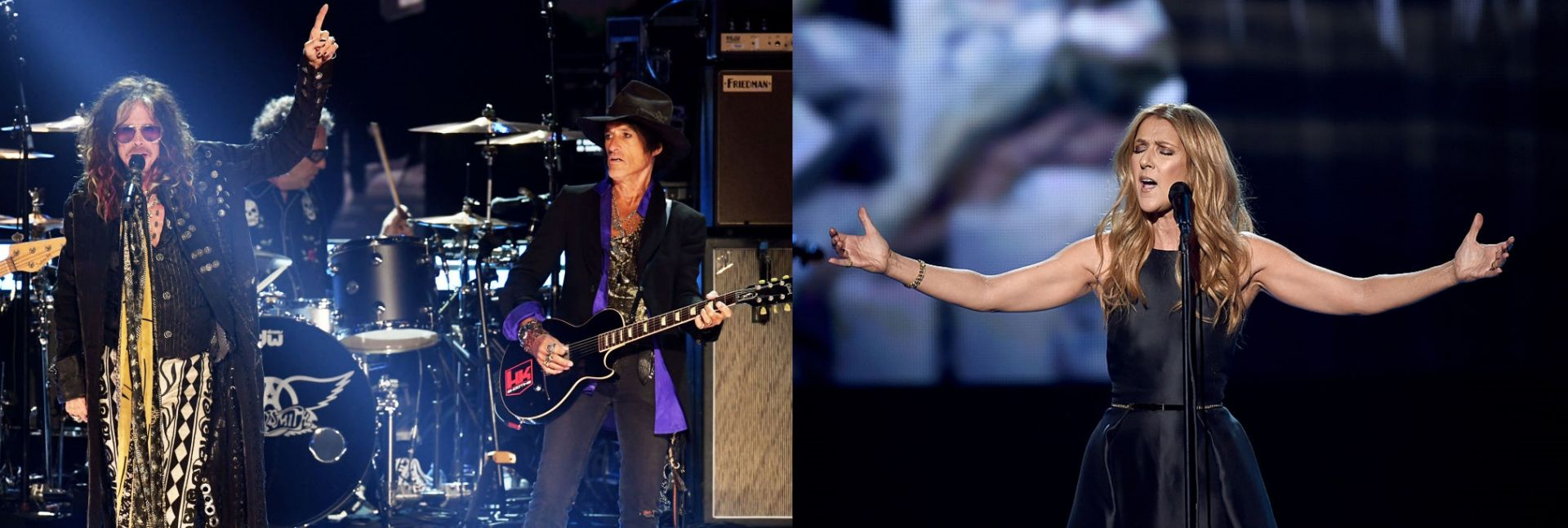 Aerosmith - Селин Дион