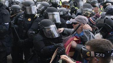 Шефът на полицейския отряд в Капитолия: Исканията ми за помощ бяха отхвърлени 6 пъти