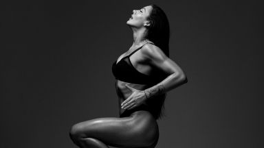 Фитнес моделът Таня Савова: Озарявай със светлината си...