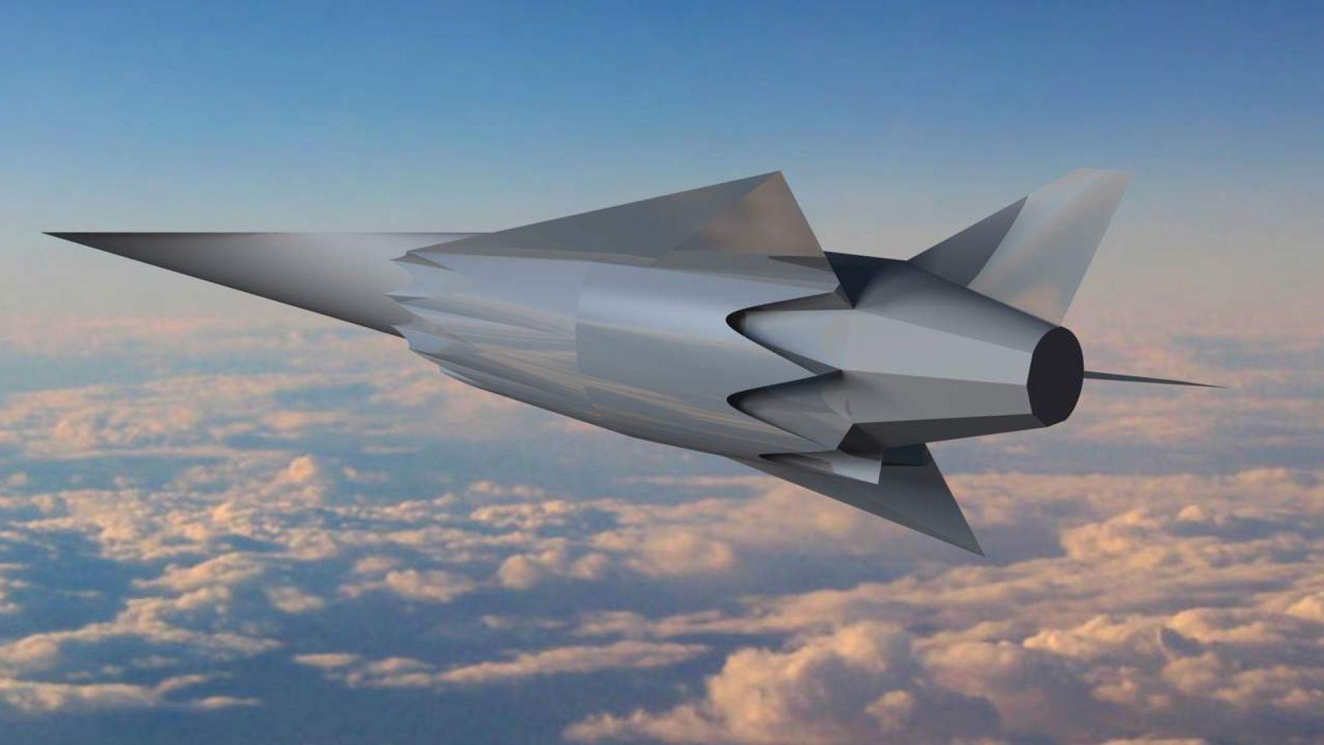 Учени тестват хиперзвуков реактивен двигател, който може да достигне 19 000 км/ч