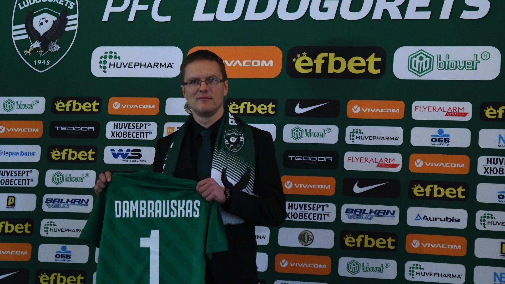 Лудогорец е откупил новия си треньор за 150 000 евро