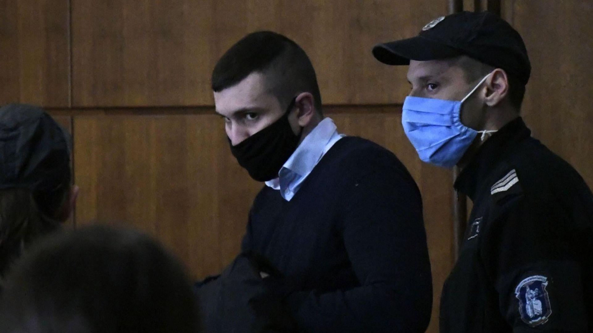 Убиецът на Милен Цветков остава в ареста, адвокатът му обвини медиите в демонизиране