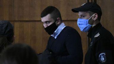 Подсъдимият за смъртта на Милен Цветков се присъедини към Явор Бахаров в делото срещу наредбата за наркотиците