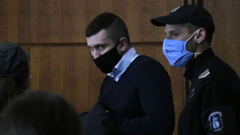 Кристиан Николов - подсъдим за смъртта на журналиста Милен Цветков,