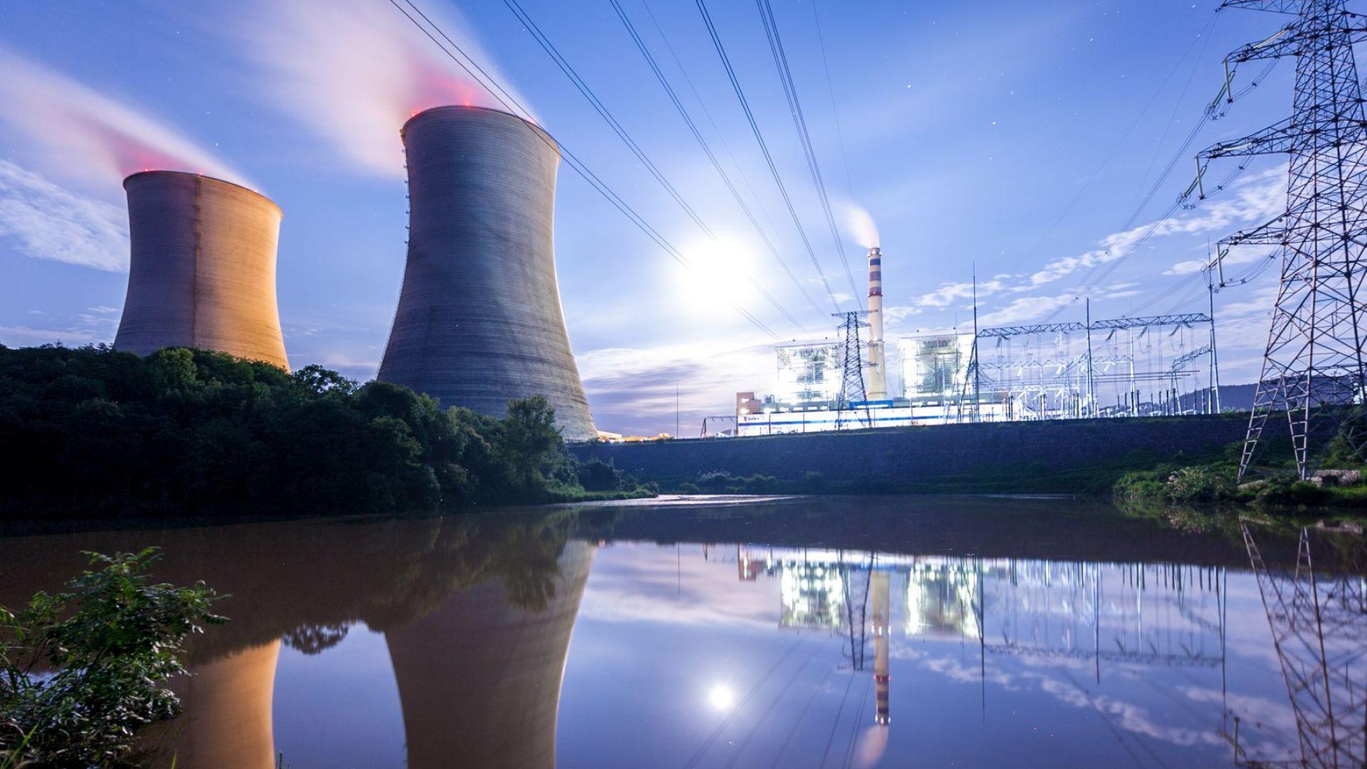 Как ядрената енергетика помага за постигане на нулеви емисии