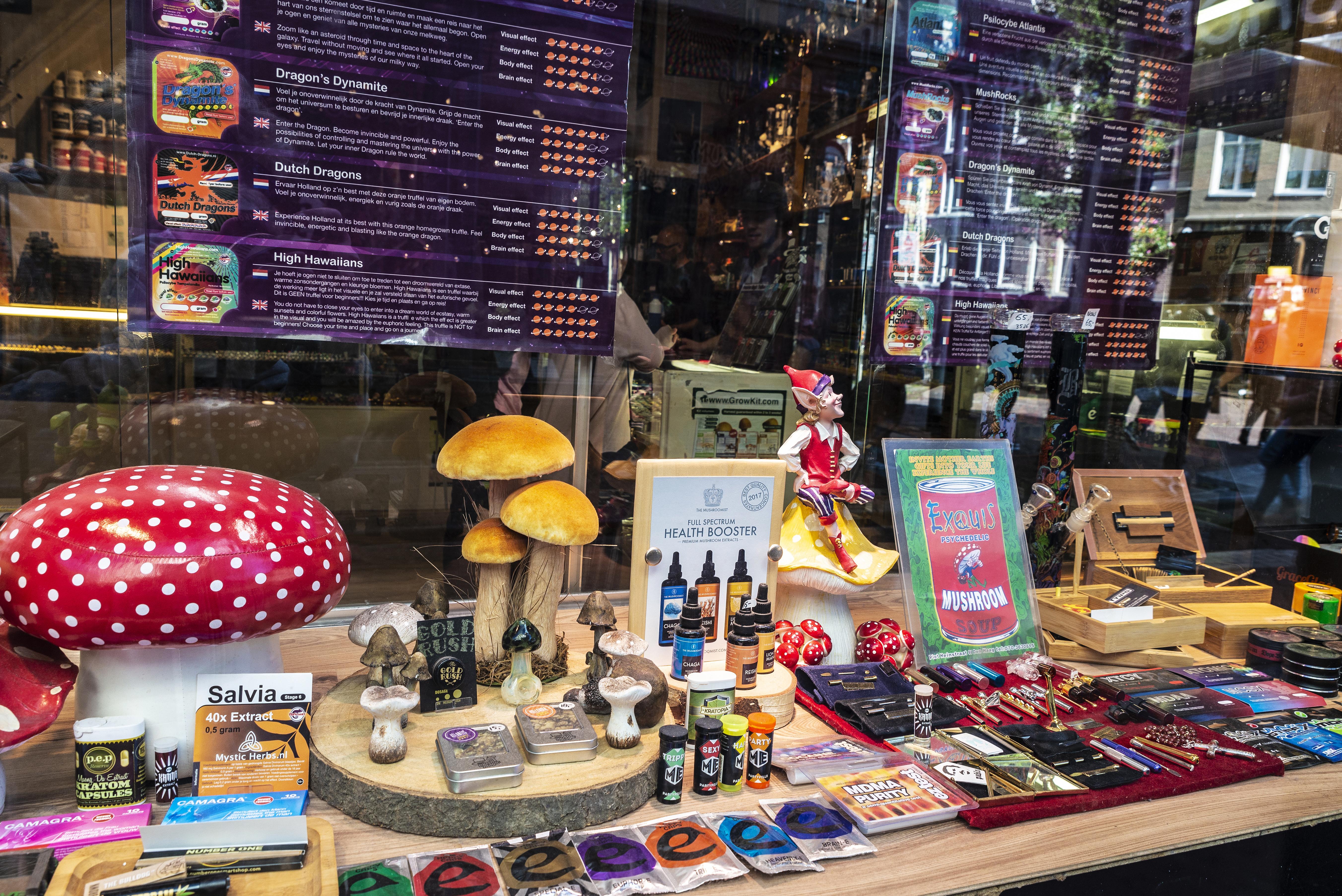 Амстердам иска забрана за продажбата на марихуана на туристи