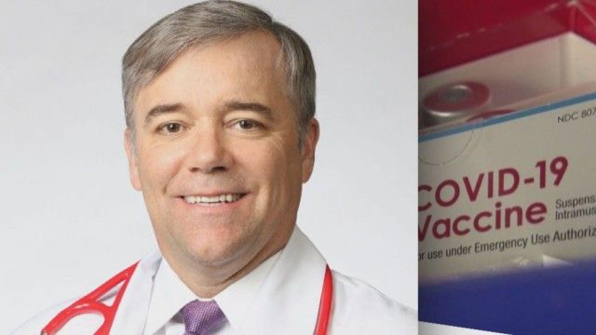 """Директор в """"Модерна"""": Ваксината ни действа и срещу новия щам на COVID-19"""