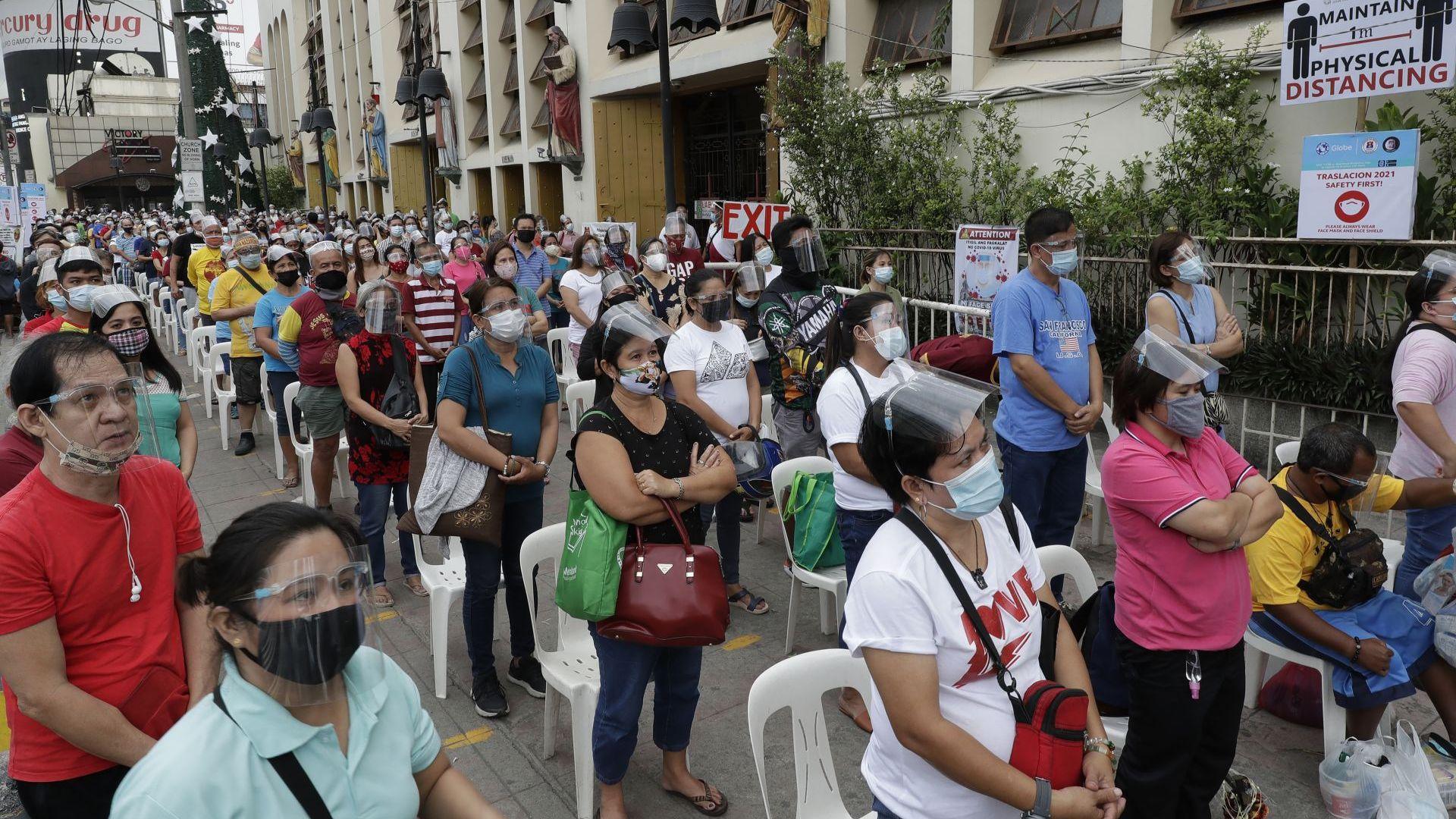 Властите спестиха тази година процесията заради епидемията