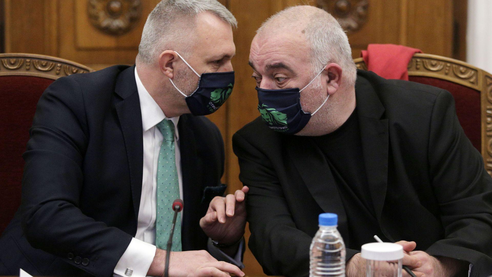 """""""Ние идваме"""" на Хаджигенов и Бабикян ще преговаря с други партии за изборите"""