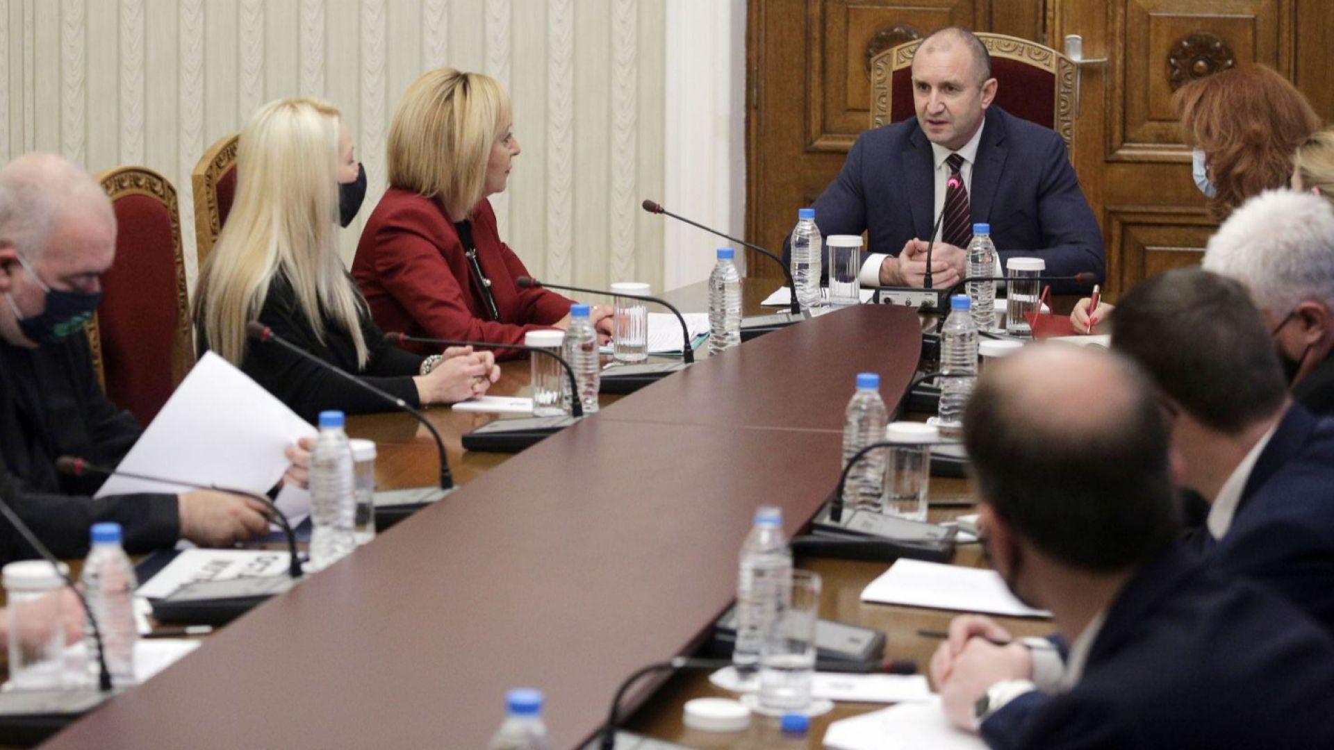 Мая Манолова алармира президента за институционален саботаж на честните избори
