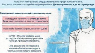 """Всичко за имунизацията с """"Модерна"""": Кой и защо да внимава"""